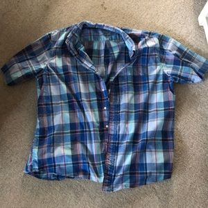 JOS. A BANKS short sleeve button up